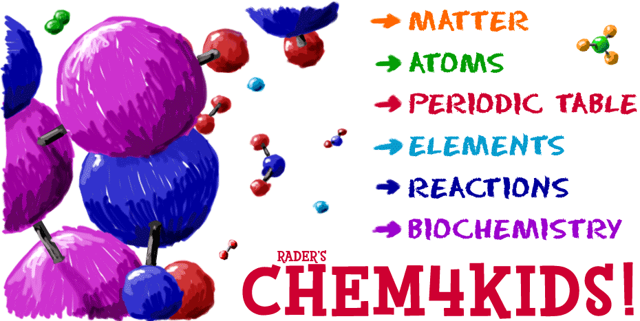 Raders Chem4kids Chemistry Basics For Everyone